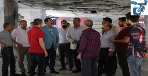 Pasajın Bakım ve Onarımı Eyyübiye Belediyesi Tarafından Yapılacak
