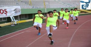Haliliye'de 800 Çocuk Yaz Okullarından Eğitim Alıyor