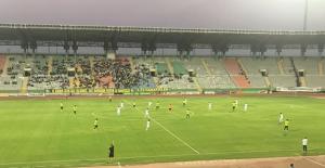 Şanlıurfaspor 2-0 Gaziantepspor