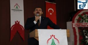 """Başkan Baydilli: Tek Amacımız Şehri İmar Ve Nesli İhya Etmek"""""""