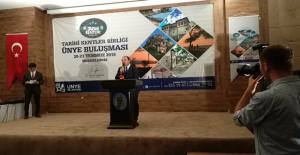 Dünya Tarihi Kentler Birliği Konferansı Türkiye'de Yapılacak