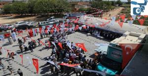 Eyyübiye'de Medrese, Kur'an Kursu, Taziye Evi ve Çok Amaçlı Salon Açıldı