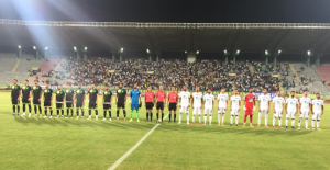 Şanlıurfaspor 2-1 Fethiyespor
