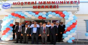 Urfa'da Dicle Elektrik Müşteri Memnuniyet Merkezi Açtı