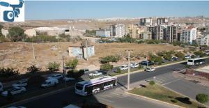 Urfa'da Trafik Yoğunluğu Vatandaşlara Zor Anlar Yaşatıyor