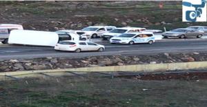 Urfa'da Minibüs Devrildi, 1 Yaralı