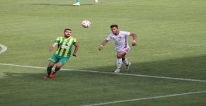 Şanlıurfaspor 1-1 Kahramanmaraşspor
