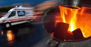 Urfa'da Karbonmonoksit Zehirlenmesi  Anne Öldü, Baba Ve 3 Çocuğu  Hastaneye Kaldırıldı
