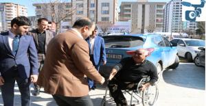 Başkan Nihat Çiftçi, Engelli Vatandaşlarla Bir Araya Geldi