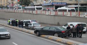 Urfa'da Zincirleme Trafik Kazası, 1 Yaralı