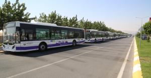 Şanlıurfa'da Toplu Taşımada 24 Saat Hizmet Verilecek Güzergahlar