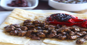 Ramazan'ın Vazgeçilmezi Yine Ciğer Kebabı Oldu