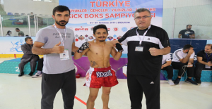 Urfalı Kıck Boksçular Türkiye Şampiyonu Oldular