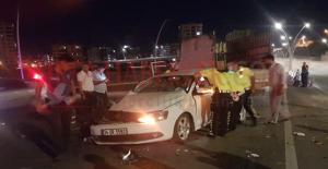 Urfa'da Pikap Otomobil İle Çarpıştı, 1 Ölü, 1 Yaralı