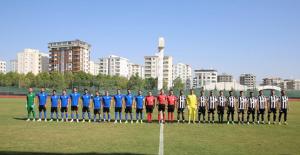 Karaköprü 68 Aksaray Belediyespor'u 1-0 Mağlup Etti