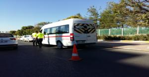 Trafik Polisleri Okul Servislerine Denetim Yaptı