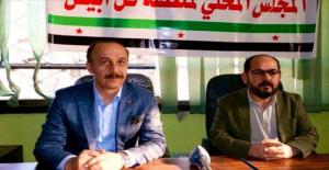 Tel-Abyad'ta Yerel Meclis Kuruldu