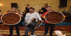 Çiğ Köfte İle Yılbaşını Kutladılar