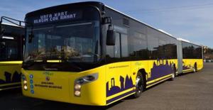 Toplu Taşıma Seferleri Geçici Olarak Durduruldu
