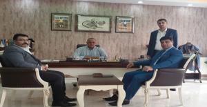 Başkan Aslan'dan Şanlıurfaspor'a Ziyaret