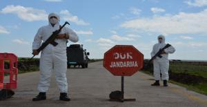 Urfa'da Bir Mahalle Karantinaya Alındı