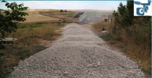 Haliliye, İlçe Genelinde Yol Yapım Atağını Sürdürüyor