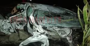 Şanlıurfa'da otomobil tırı arkadan çarptı, 1 ölü