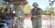 7. Kolordu Komutanı Urfa'da