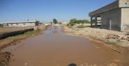 Bilinçsiz sulama köye kadar indi