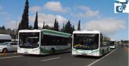 Büyükşehir Otobüs Filosunu %70 Arttırdı.