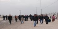 Çadır kentlerde muhtarlık heyecanı