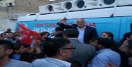"""Fakıbaba, """"Ankara'da sesiniz olacağım"""""""