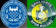 Gaziantep B.Ş. Bld.Spor-Şanlıurfaspor