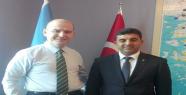 Halil Bulut, Ankara temaslarını sürdürüyor