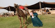 Harran'da turist bereketi