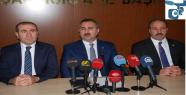 İl Başkanları Belediye başkanları Urfa'da