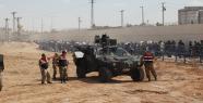 Mülteciler Türkiye Geçiş Yaptı
