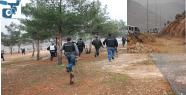 Şanlıurfa da polise bombalı saldırı...