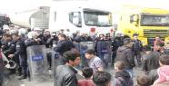 Şanlıurfa-Mardin Karayolunu Ulaşıma...