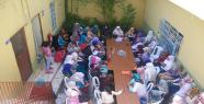 Suruç kadınlarında kutlu doğum etkinliği