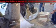 Urfa polisin büyük uyuşturucu operasyonu