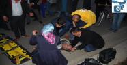 Urfa'da Belediye otobüsü kaza yaptı