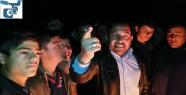 Urfa'da elektrik kesintisine ateşli eylem