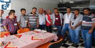 Urfa'da engelliler servis eleman kursu