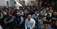 Urfa'da miraç coşkusu