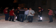 Urfa'da Suriyelilerin Kaldığı Eve Ateş...