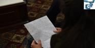 Urfalı kız Halepli çocuklara sesiz kalmadı