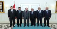 Urfa'nın sağlık sorunları Bakan'a iletildi