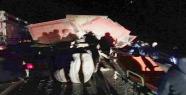 Viranşehir 'de Kaza: 1 Ölü, 3 Yaralı