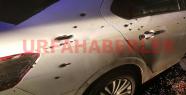 Viranşehir yolunda araç tarandı 2 ölü